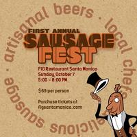 1st Annual FIG Restaurant Sausage Fest