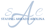 Staying Ahead Carolina logo