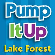 Pump It Up of Lake Forest logo