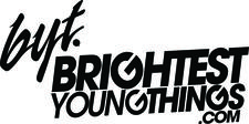Brightest Young Things logo
