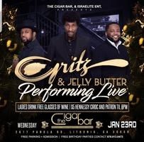 GRITZ & JELLYBUTTER LIVE BAND PERFORMANCE (FREE...