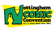 Nottingham Comic Con 2014