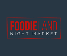 FoodieLand Night Market logo