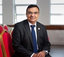 Dr Irfan Malik logo