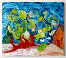 Art Show: Van Gogh's Resurrection (Private View)