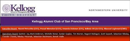 April 30, 2014  - Kellogg CEO Panel - Tough Decisions...