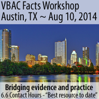 "Austin ""Truth About VBAC"" Workshop with Jen Kamel"