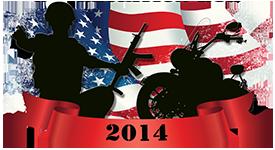 Injured Warrior Appreciation Run - 2014