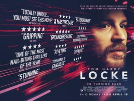 Sneak Peak: LOCKE Starring Tom Hardy, Q & A with...