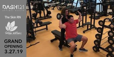 Grand Opening Celebration: All-in-One Fitness, Health...