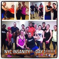 INSANITY® Workout - LIVE IN NYC!