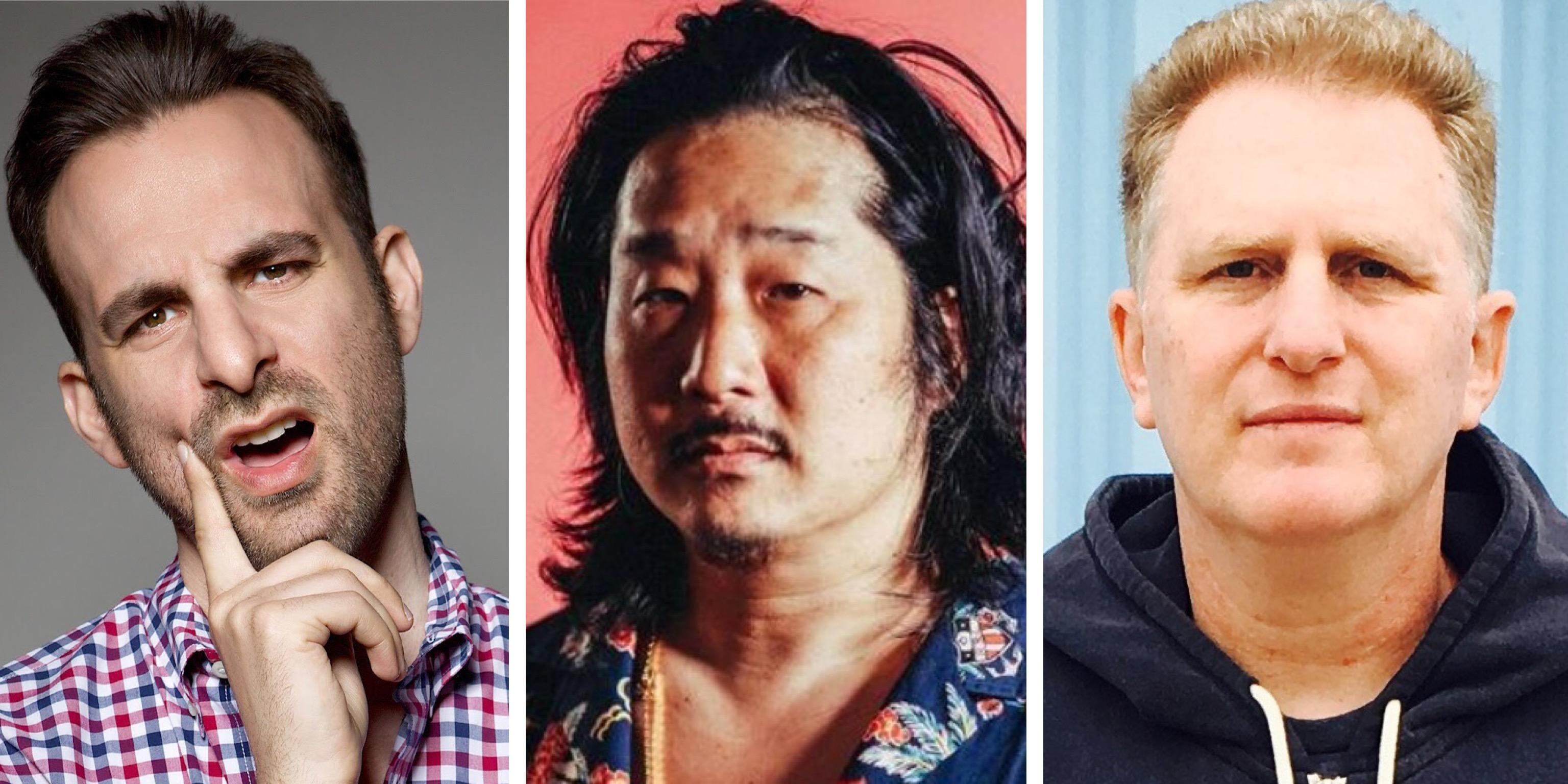 Michael Rapaport, Bobby Lee, Brian Monarch and Very Special Guests