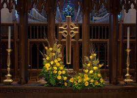 "NEW: ""Big Impact/Low Cost Flowers"": Intermediate  Church..."