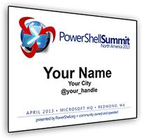 PowerShell Summit North America 2013