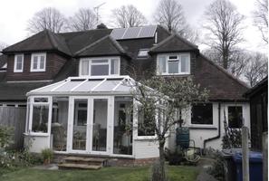 Busbridge Surrey Green Home