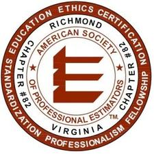 American Society of Professional Estimators - Chapter #82 logo