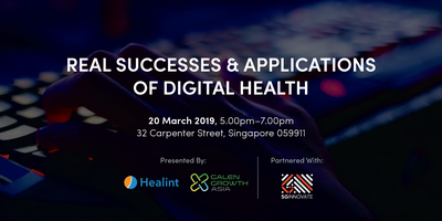 Real Successes and Applications of Digital Health