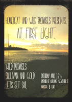 Hombebeat & Wild Promises present 'At First Light'