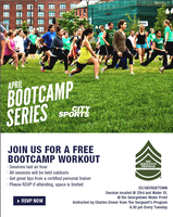 DC: Outdoor Bootcamp Georgetown