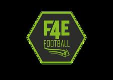 F4E Football logo