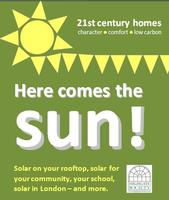 Here comes the sun!  Solar on rooftop, solar for your...