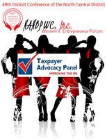 Women's Entrepreneur Forum - Featuring The Taxpayer...