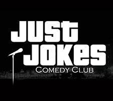 Just Jokes Comedy Club logo