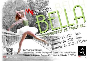 BELLA - THE BEAUTY OF ME DANCE, INC. - FRIDAY NIGHT