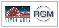 Seven Arts Pictures & RGM logo