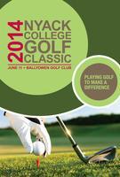 2014 Nyack College Golf Classic