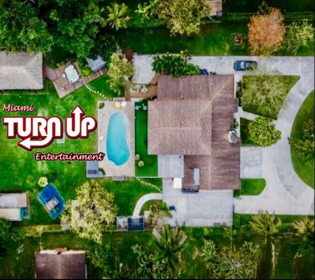 Pool Party Miami Spring Break