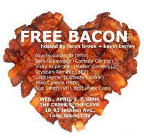 Free Bacon #3