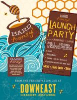 Downeast Cider - Hard Honey Launch Party!