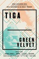 TIGA + GREEN VELVET