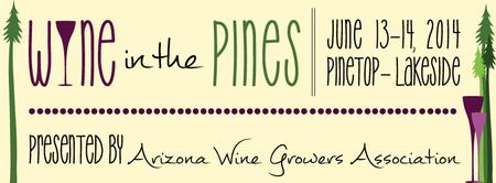 2nd Annual Wine in the Pines 6/13 - 6/14
