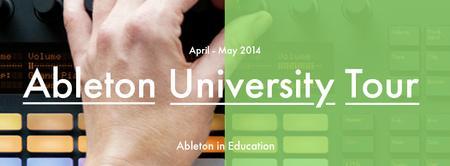 Ableton University Tour: University of Colorado at...
