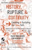 History, Rupture and Continuity: Creating and...