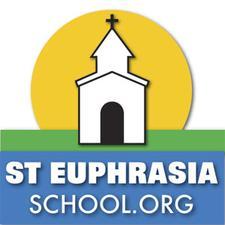 St. Euphrasia School logo
