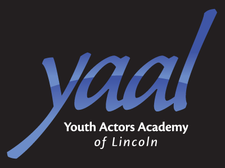 Youth Actors' Academy of Lincoln logo