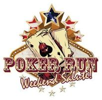 Poker Run Weekend Salute 2014