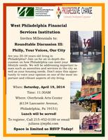 "Roundtable Discussion III: ""Philly, Your Voices, Our..."