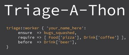 Puppet Triage-A-Thon June 2014