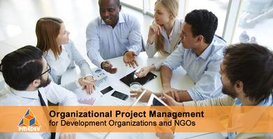 Online Course: Organizational Project Management for Development (March 11, 2019)