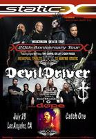 Catch One Presents: Static X and DevilDriver