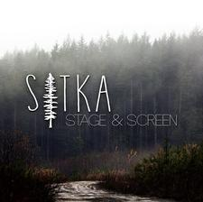 Sitka Stage & Screen logo