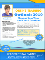 Online Training 2010 - Manage Your Time with Outlook...