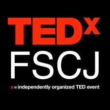 TEDxFSCJ logo