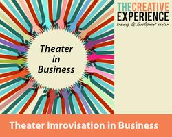 Talk: Theater Improvisation Techniques in Business