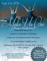 Make Us One Dance Conference
