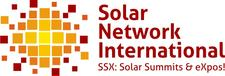 Solar Network International logo